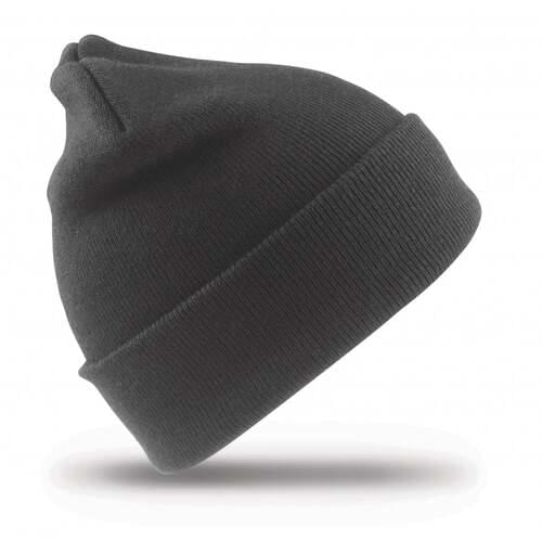 Recycled Thinsulate Beanie- Charcoal