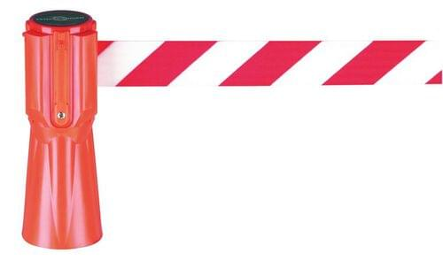 Tensacone Barrier - Red & White
