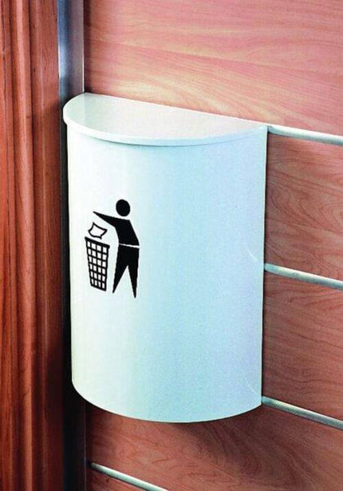 Wall Mounted Litter Bin