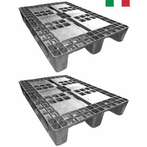 Cenni 12002 Plastic Pallets- Set of 2