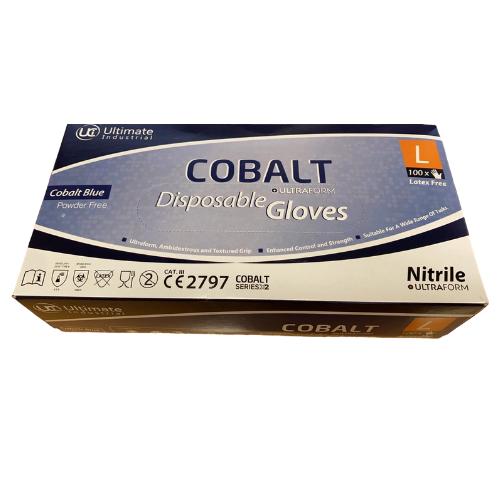 Colbalt Gloves Large- Pack of 100