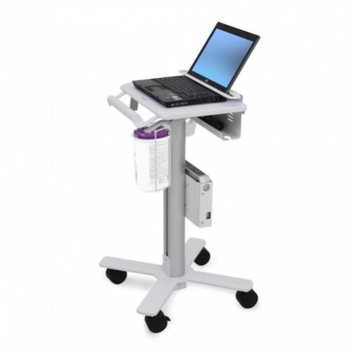 Ergotron StyleView® 10 Laptop Cart - White