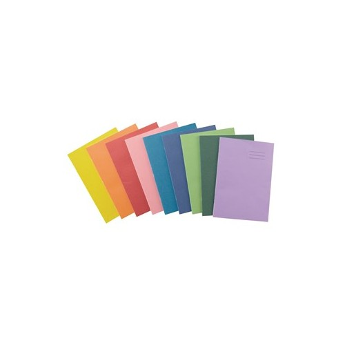 A4 Exercise Book 32 Page, Top Half Plain / Bottom 15mm Ruled - Pack of 100