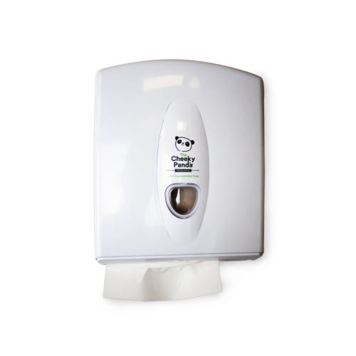 Lockable Paper Hand Towel Dispenser