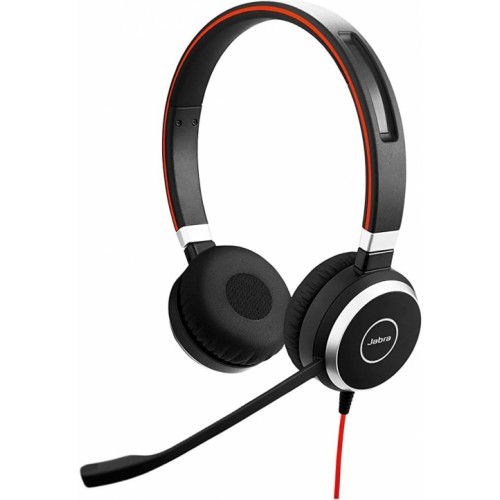Jabra Evolve 40 Stereo Headset- Unified Communications Headphones