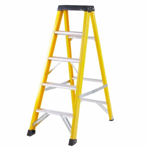 FibreGlass Swingback Step Ladder 8 Tread