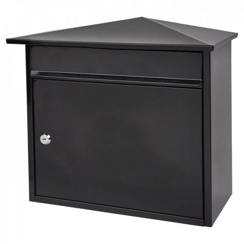 Mailbox - 359 x 349 x 206mm - Black