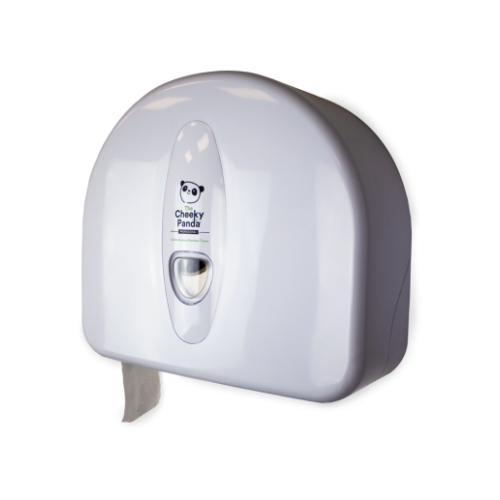 Maxi Jumbo Roll Dispenser- White
