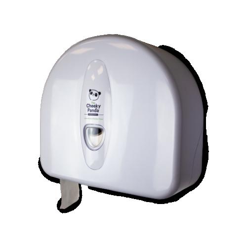 Maxi Jumbo Roll Dispenser- White