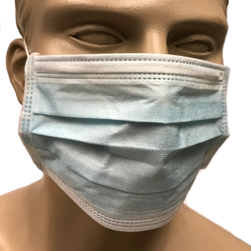 Type 2 R Medical Face Mask 3 Ply- Pack of 50
