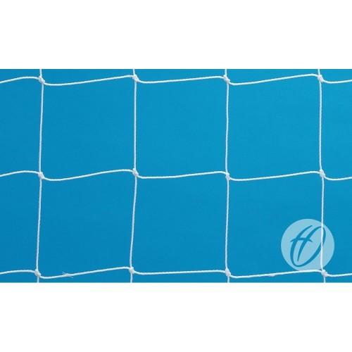 Harrod Sport Goal Net - White - 12 x 4ft - Pair