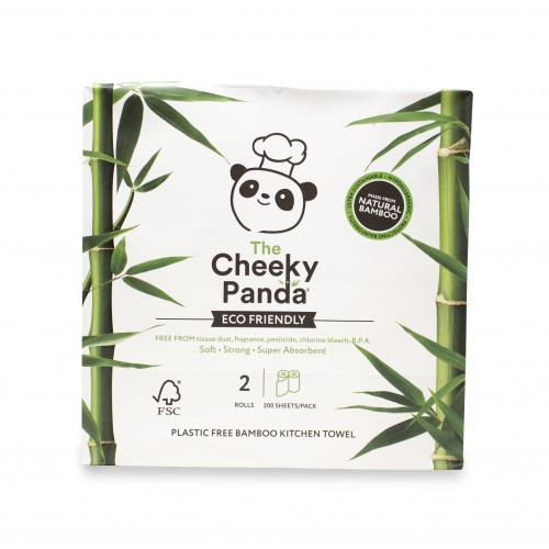 Bamboo Kitchen Rolls- Pack of 10