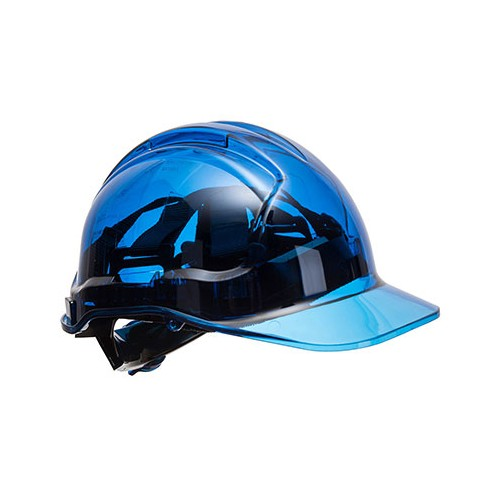 PV64 - Peak View Plus Ratchet Hard Hat