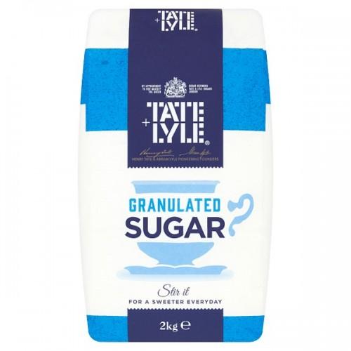 Tate & Lyle Granulated Sugar 2kg
