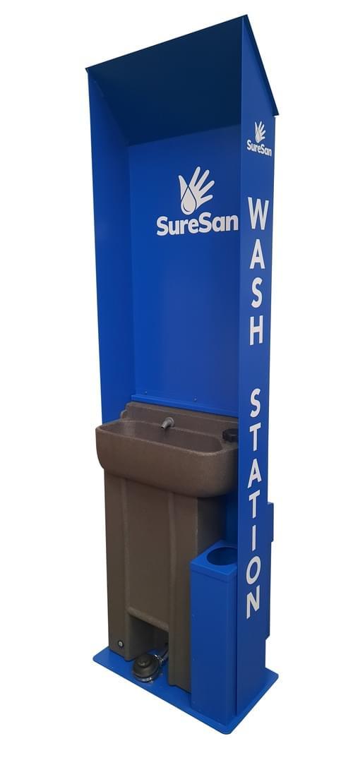 SureSan Handwash Station