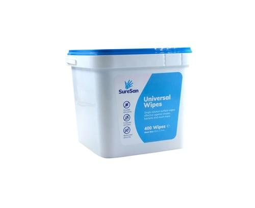SureSan Antibacterial Wipes