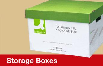 Storage Boxes Q-connect