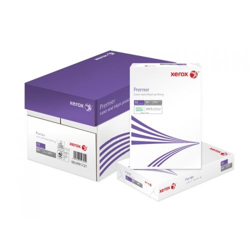 Xerox Premier A3 Copier Paper FSC Mixed Credit Packed 500s