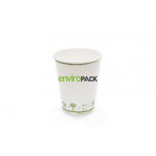 Compostable Paper Cup 360ml 12oz Pk 1000 Ref E15120