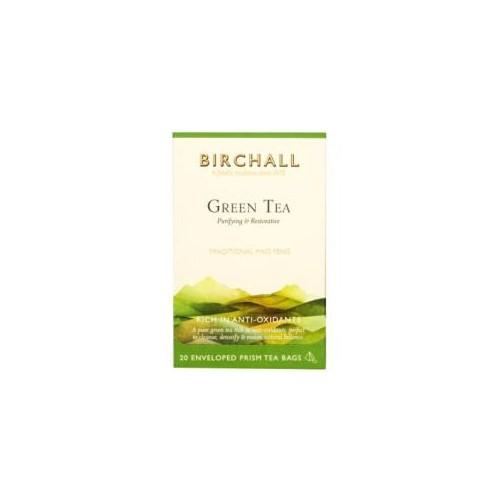 Birchall Green Tea Prism Envelopes 20's