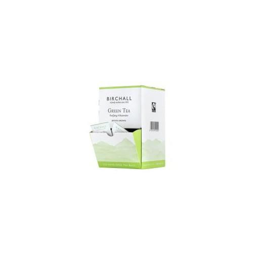 Birchall Green Tea 250 Envelopes