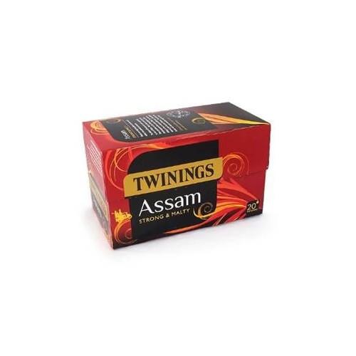 Twinings Assam Enveloped Teabags 20s