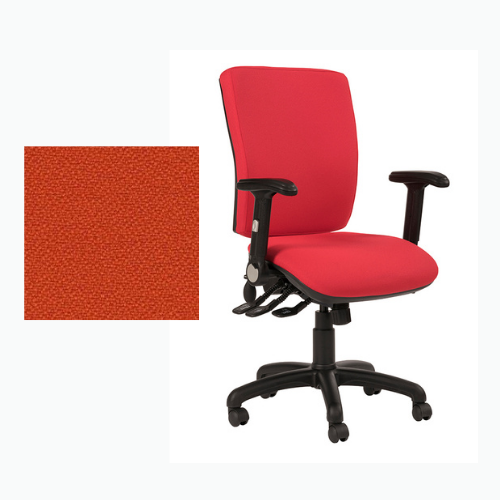 Ocean Square Back Fully Loaded Operator Chair - Phoenix Lobster