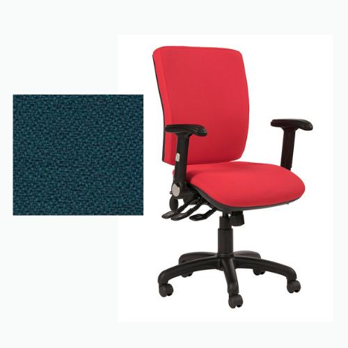 Ocean Square Back Fully Loaded Operator Chair - Phoenix Montserrat