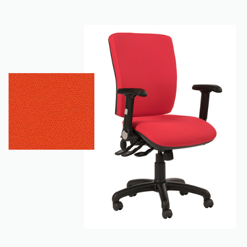 Ocean Square Back Fully Loaded Operator Chair - Phoenix Olympic