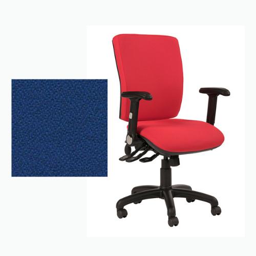 Ocean Square Back Fully Loaded Operator Chair - Phoenix Scuba