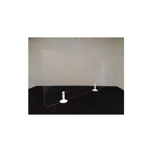 Sneeze Screen, Free-Standing, 800mm wide