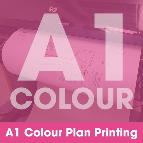 A1 Plan Printing in Essex | Colour Plan Printing Services