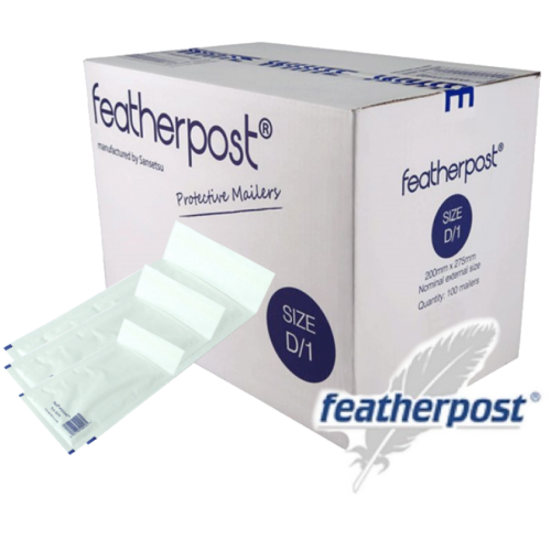 Featherpost Bubble Mailing Bag Size D