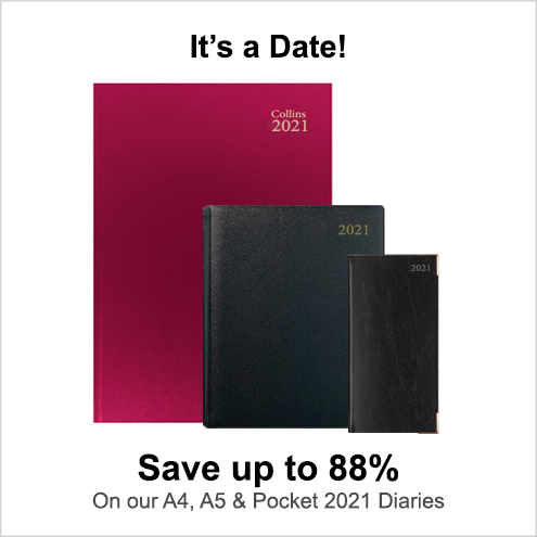 Buy Your 2021 Diaries From KempCo