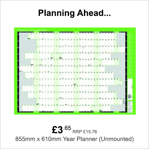 Buy Your Year Planner From KempCo