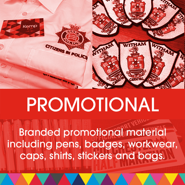 Buy Promotional Branded Merchandise Online From Kempco in the UK