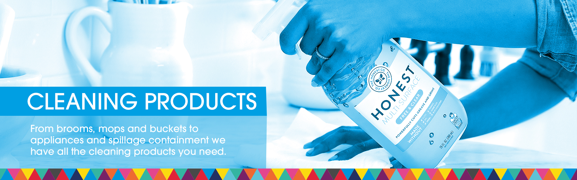 Cleaning Products Supplied by KempCo