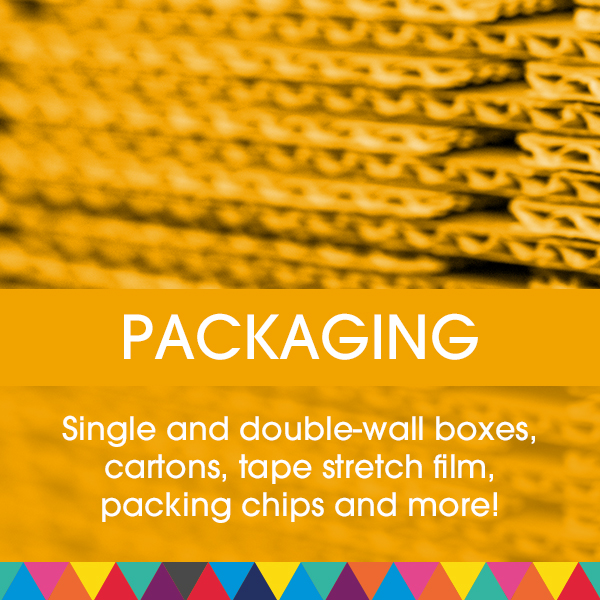 Packaging Supplies For Sale at Kempco in the UK