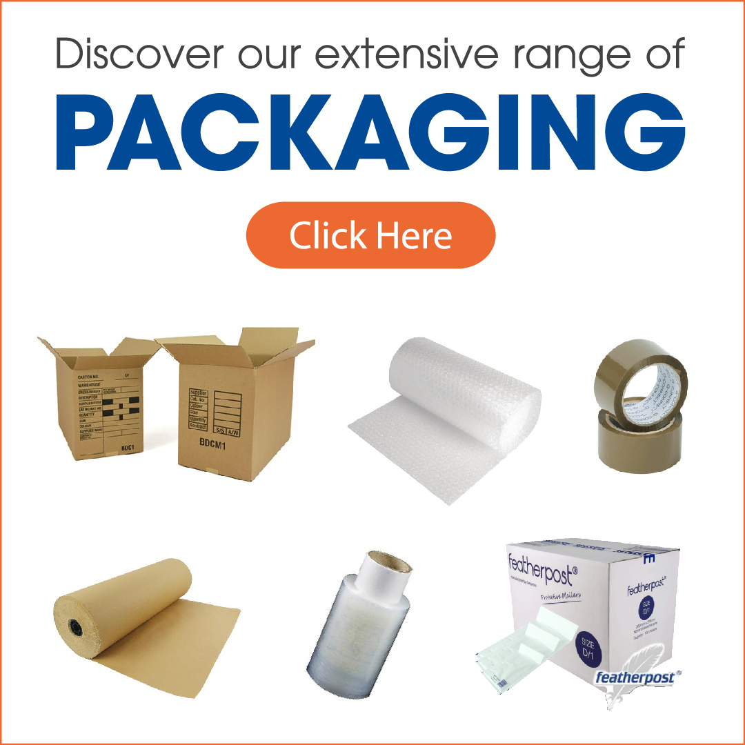 Packaging For Sale at KempCo in Witham Essex UK