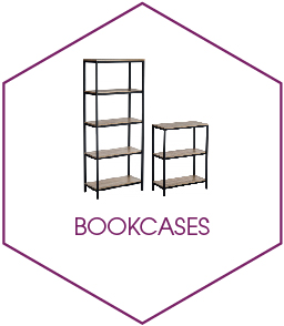 Home Office Bookcases from Kempco in Witham