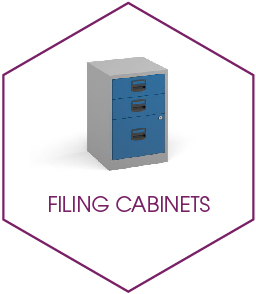Buy Filing Cabinets Online From Kempco in the UK