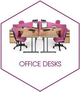 Buy Office Desks Online From UK Office Furniture Suppliers Kempco