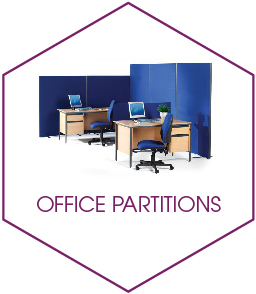 Buy Office Partitions from UK Office Furniture Supplier Kempco in Witham, Essex