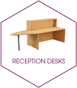 Buy Reception Desks Online From Kempco in the UK