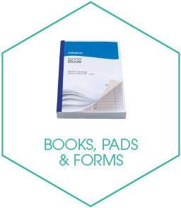 Buy Office Books, Pads and Forms Online from UK Office Supplies Company Kempco in Witham, Essex