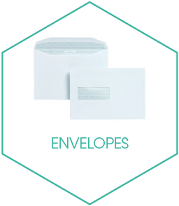 Buy Envelopes Online from UK Office Supplies Company Kempco in Witham Essex