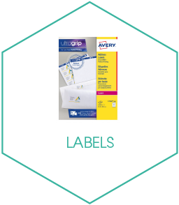 Buy Labels Online from UK Office Supplies Company Kempco in Witham, Essex