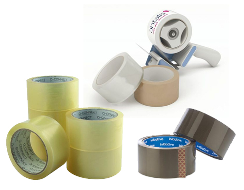Packing Tape and Packaging For Sale at KempCo in Witham, Essex UK