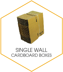 Buy Single Wall Cardboard Boxes From KempCo in Essex
