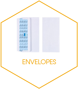 Buy Envelopes Online From UK Stationery and Packaging Suppliers Kempco in Essex